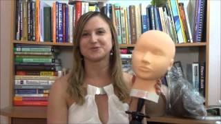 Манекены для макияжа (видео-урок 1)