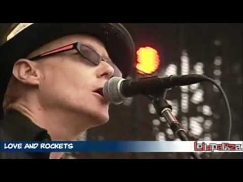 Love And Rockets - It Could Be Sunshine - Lollapalooza 2008