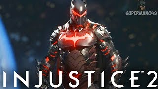 Injustice 2: Top 5 Gear Costumes In Injustice 2! (Epic & Legendary Gear)