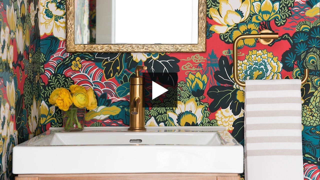 Our 5 Favorite Powder Rooms Youtube
