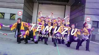 Odore Nihonkai - Japan Expo 2018 - Yosakoi London Temuzu