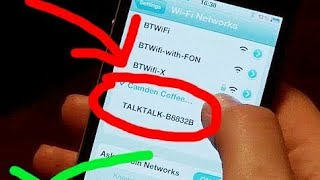How to Access WIFI Password/Key without Root