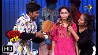 Kanha and Keshavi Performance | Dhee Jodi | 17th April 2019 | ETV Telugu
