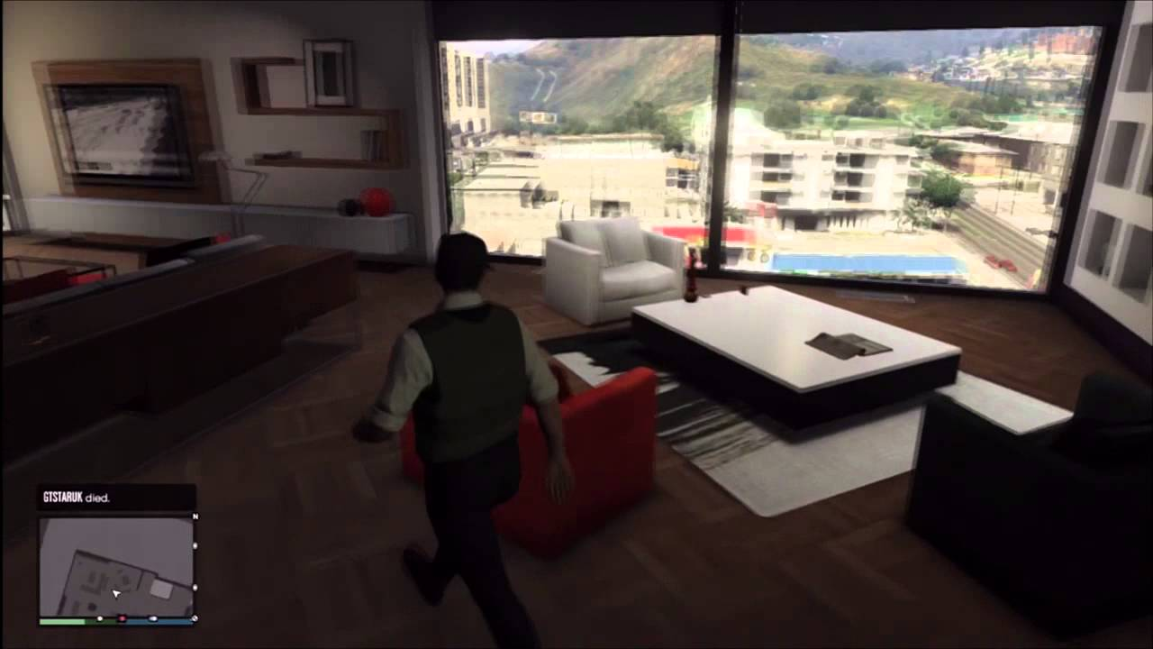 Gta v online new property purchase youtube for Find a house online