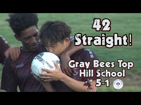 St. Benedict's Prep 5 Hill School (PA)1 | No. 2 Team In USA Wins 42nd Straight Match