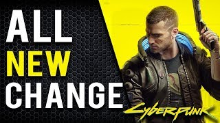 CD Projekt Red CHANGED EVERTHING in CYBERPUNK 2077