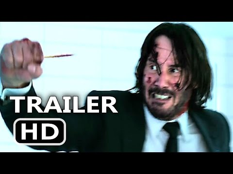 """JΟHN WICK 2 Official Clip (2017) """"I'm Back"""", Keanu Reeves Action Movie HD"""