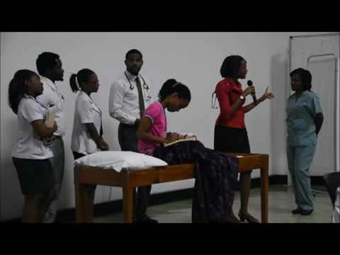 UWI Cavehill Medical Sciences Class of 2018 Skit July 2016
