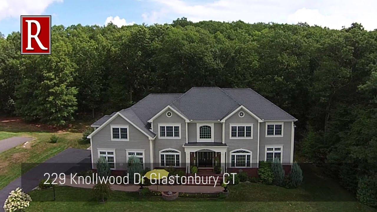 229 knollwood dr glastonbury youtube for 1 park terrace glastonbury