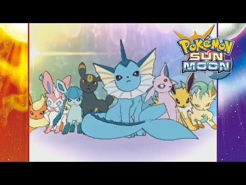Pokemon Sun and Moon - Eevee Quest for Eevium Z! (How to get Eevee Z Crystal)