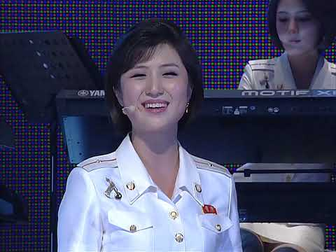 Moranbong Band - Celebration For The Great Victory (위대한 전승의 명절)