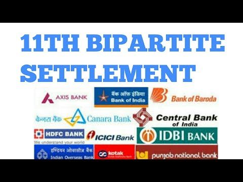 11Th  Bipartite Settlement in Banks Part 1
