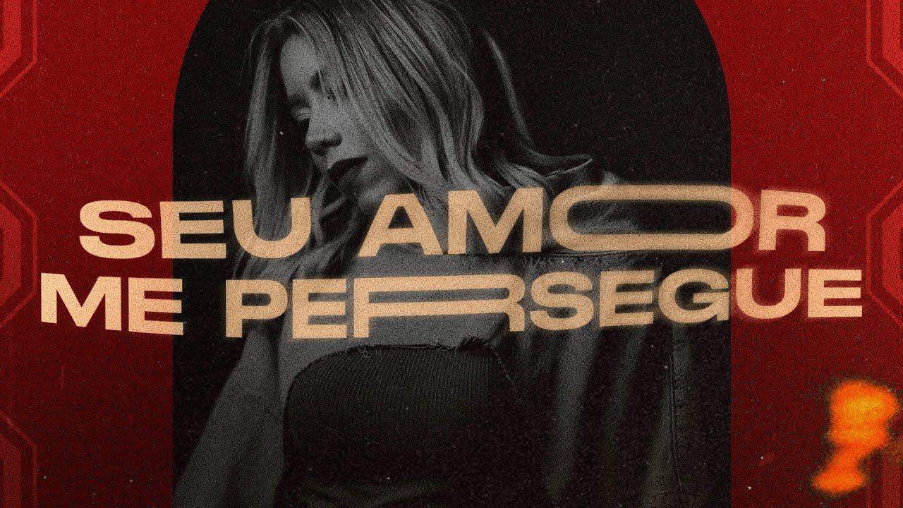 Seu Amor Me Persegue (Studio) | VÍDEO LETRA OFICIAL | Julliany Souza | Casa Worship
