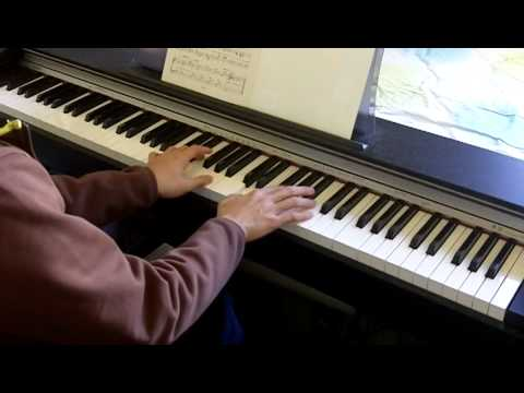 ABRSM Piano 2011-2012 Grade 3 C:3 C3 Mitchell Both Sides Now Slow