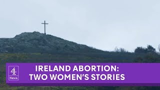 Ireland abortion referendum: The stories of two pregnant women who made different choices