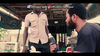 DENILSON IGWE - Konja Drinks and Kakus Snacks