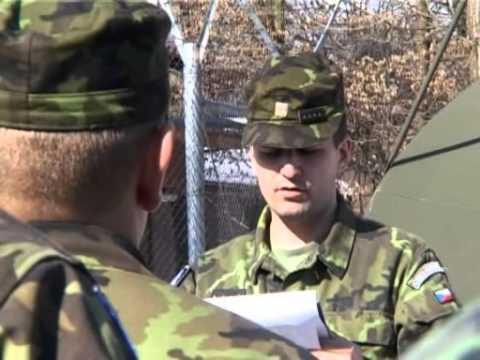 Česká mise - 04. Bosna