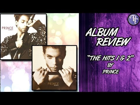 """""""The Hits 1 and 2"""" (1993) - Prince - Album Review"""