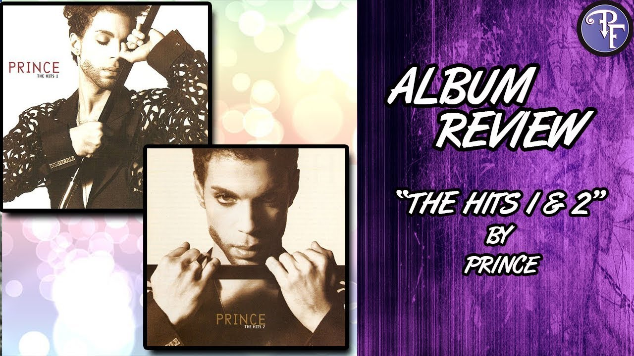 Prince: The Hits 1 and The Hits 2 - Album Review