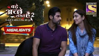 A Glimpse Into Priya's Past   Bade Acche Lagte Hain   Episode 6   Highlights
