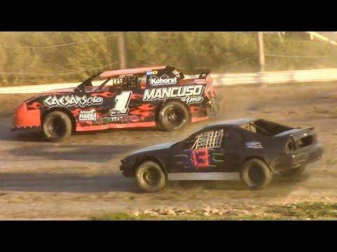 Mini Stock Heat Three | Genesee Speedway | 9-16-18