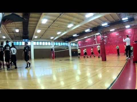 North Quincy Volleyball 2013 Best Moments