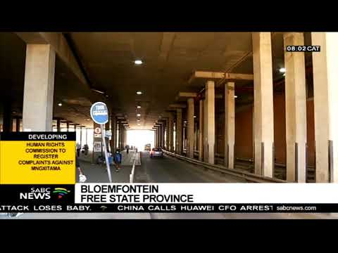 Controversy over taxi rank in Bloemfontein