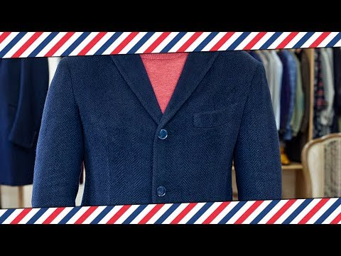 Что сделать из драпа от старого пальто