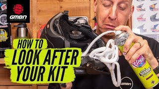 How To Look After Your MTB Kit   Clothing & Equipment Care