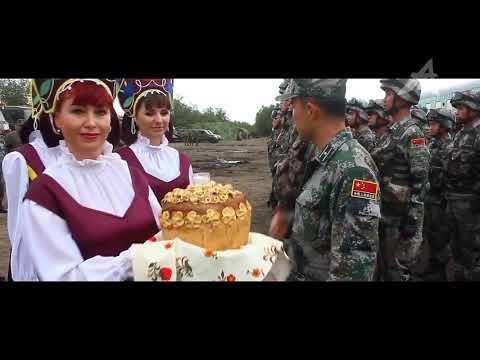 Китайская армия пришла в Сибирь и на Урал