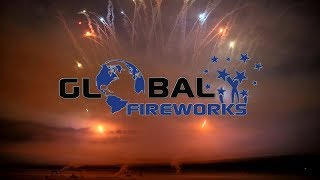 Burning Airfield 2019 | Global Fireworks F3 F4 Show | PyroExtremGermany