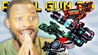 MORE! NEW WEAPON SKINS!! l Pixel Gun 3D