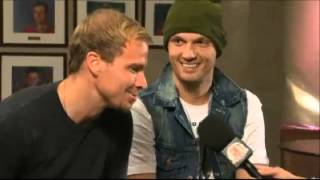 2013-08-23 - Backstreet Boys Interview