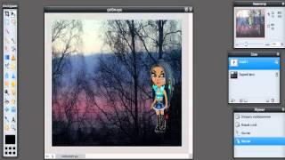 Аватария видео-урок: Как сделать аватарку на фоне через фотошоп онлайн.#1(Ссылка на фотошоп http://photoshop.domfailov.ru/ Подписывайся,ставь лайк:) каждую неделю будут выходить новые видео.Выпус..., 2014-08-03T07:01:03.000Z)