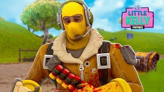 RAPTOR SAVES LITTLE KELLY'S LIFE - Fortnite Short Film - *A.I.M NEW SKIN*