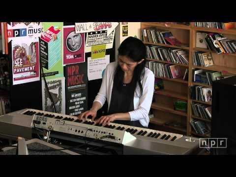 Jenny Lin: NPR Music Tiny Desk Concert