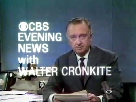 Video Vault Vol. 4: And That's The Way It Was (TV newscasting 1960s to '80s)