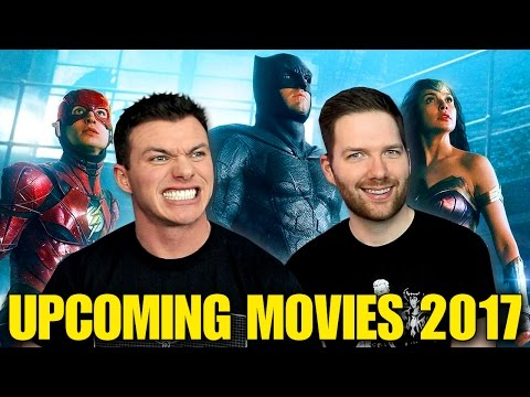 Most Anticipated Movies of 2017 w/ Chris Stuckmann
