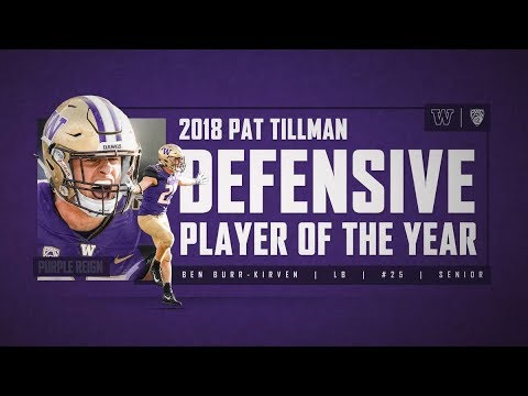 football:-ben-burr-kirven-named-2018-pac-12-pat-tillman-defensive-player-of-the-year-honors
