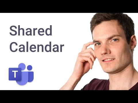 How to create Shared Calendar in Microsoft Teams