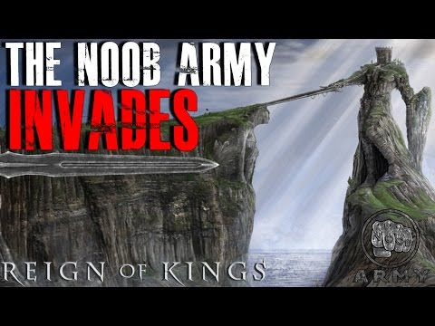 NOOB EMPIRE IS BORN - Reign Of Kings - Part One