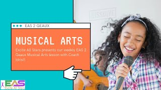 Musical Arts | Introduction to Singing Lesson 3: Breath Focus
