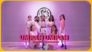 Red Velvet 레드벨벳 '음파음파 (Umpah Umpah)' / Annie Kpop Dance Cove…