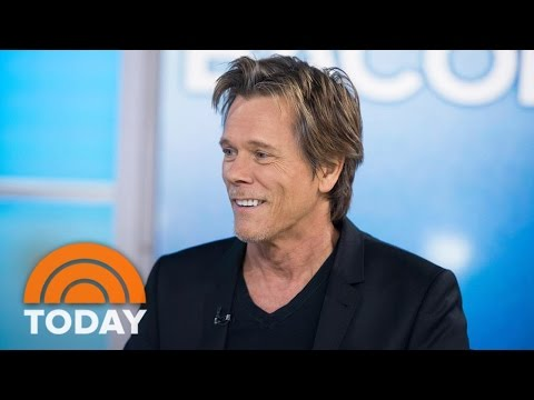 Kevin Bacon Talks His New Show 'I Love Dick' | TODAY