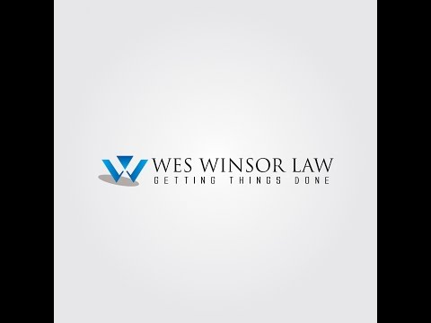 Contract Basics: The 4 Elements of a Contract | Wes Winsor Law | Contracts and Estate Planning
