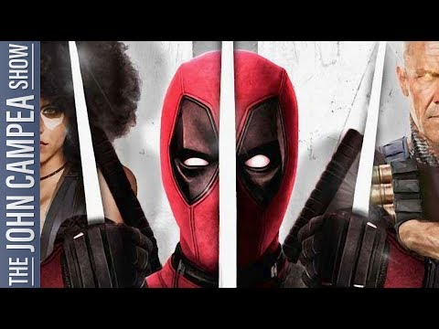 Deadpool 3 In Development, Oscar Nominees - The John Campea Show