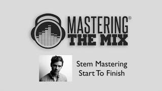 Stem Mastering a Country Rock Track from Start To Finish