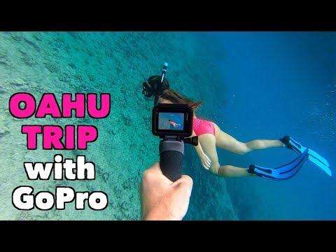 OAHU TRIP WITH GOPRO!  | MicBergsma