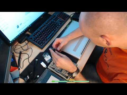 LENOVO IdeaPad S340-15API осмотр, разборка, добавление памяти, установка ОС.