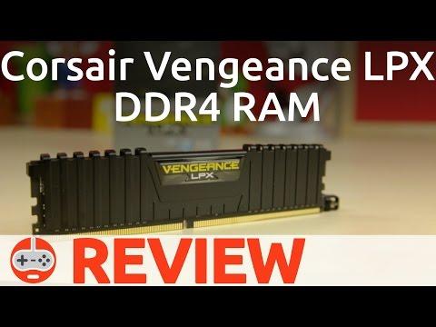 Crucial Ballistix Sport LT and Corsair Vengeance LPX RAM Review